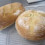 失敗から学ぶ♪パン教室でカンパーニュ他
