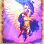 【エンジェルメッセージ】2016/8/12 大天使ミカエルがついてます!