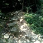 【お山紀行】石切道からアイスロード