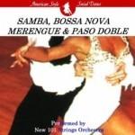 【社交ダンス 動画】今日はSamba(サンバ)だよ♪