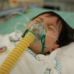 こどもの話29 人工呼吸器抜管しました。が、、、