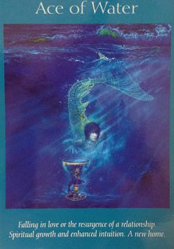水のエース 感情が動く‖無料エンジェルメッセージ