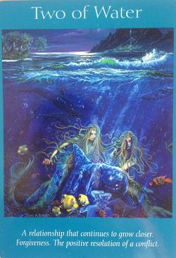 水の2 関係の発展‖無料エンジェルメッセージ