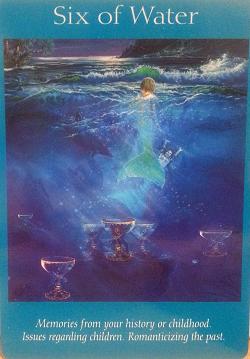 水の6 子供の頃の記憶‖無料エンジェルメッセージ