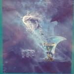 水の4‖無料エンジェルタロットメッセージ